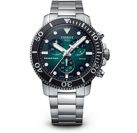 Tissot SeaStar Quartz Chrono