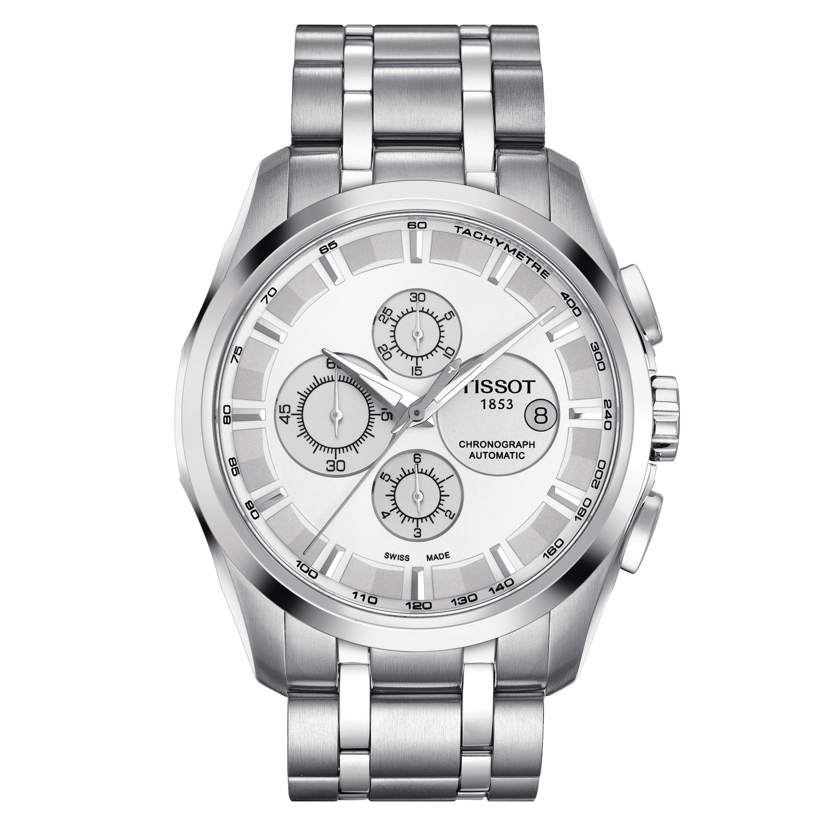 TISSOT Couturier Automatic - T0356271103100 - Tissot ® UK 3490c91fafba