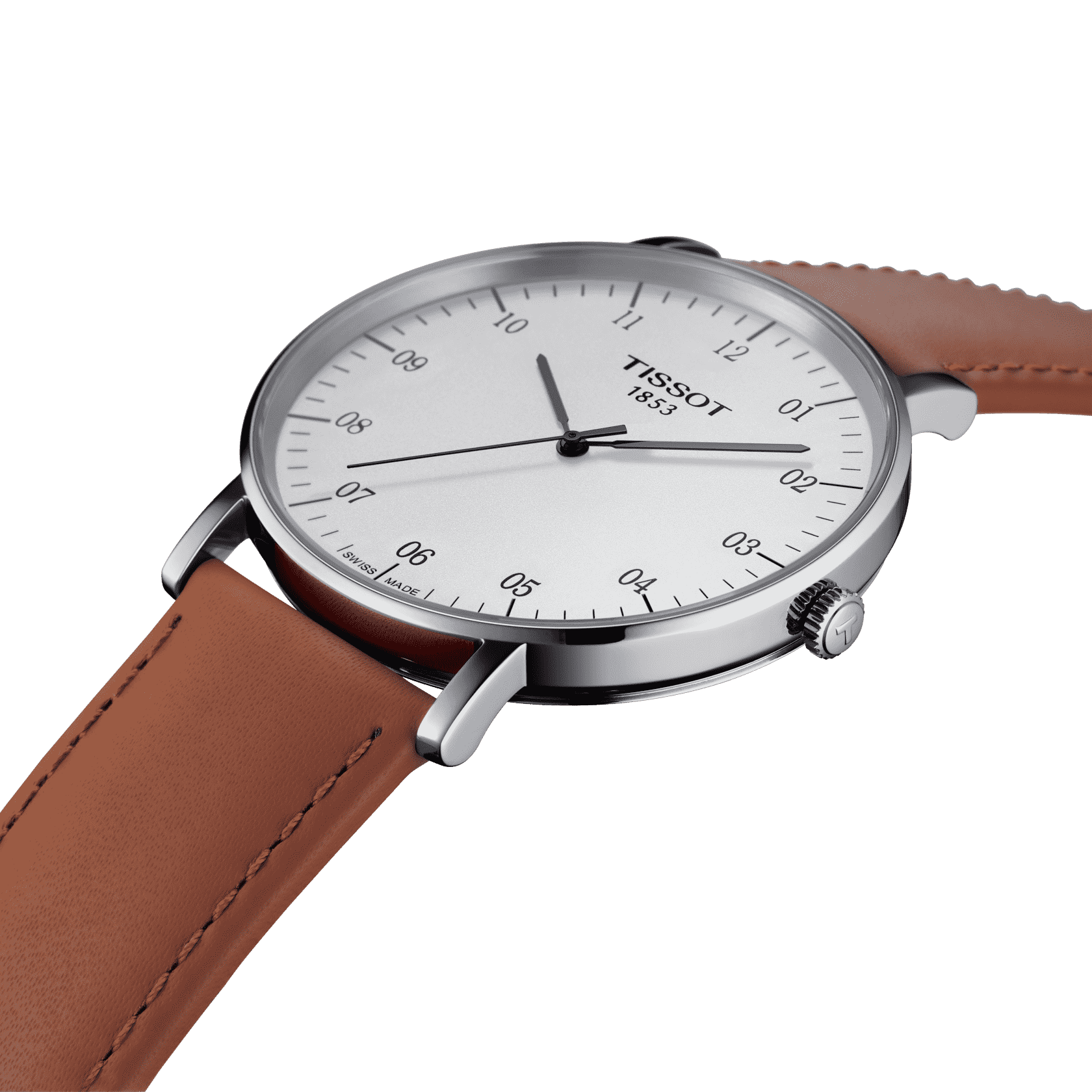 Replica Watches Leather Band