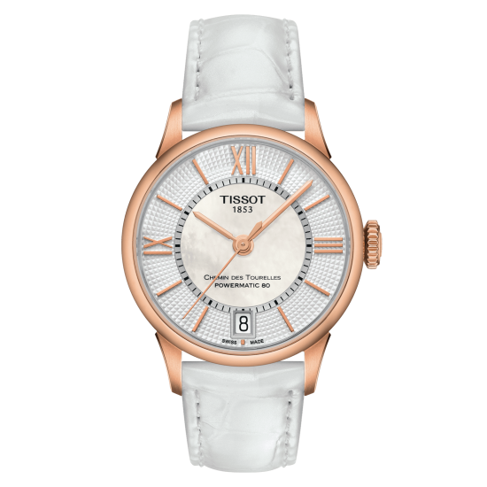 Tissot Chemin des Tourelles Powermatic 80 Lady