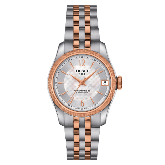 Tissot Ballade Powermatic 80 COSC Lady