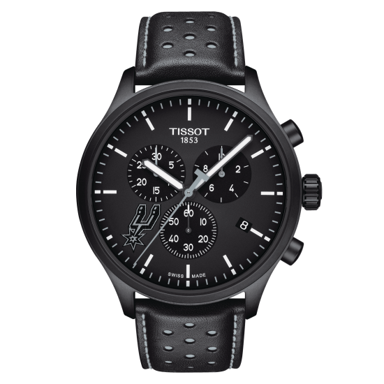 Tissot Chrono XL NBA Teams Special San Antonio Spurs Edition