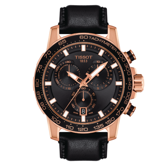 Los Angeles Lakers Tissot 2020 NBA Champions Supersport Chrono
