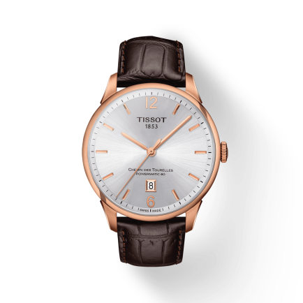 Tissot Chemin des Tourelles Powermatic 80