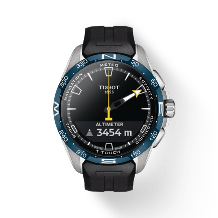 Tissot T-Touch Connect Solar Jungfraubahn Swiss Edition