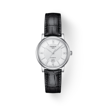 Tissot Carson Premium lady Automatic Born to be brave Special Edition