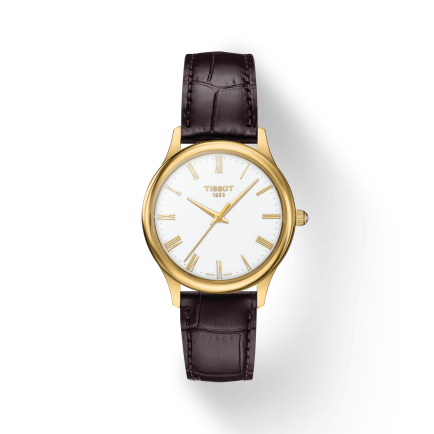 Tissot Excellence Lady 18K Gold
