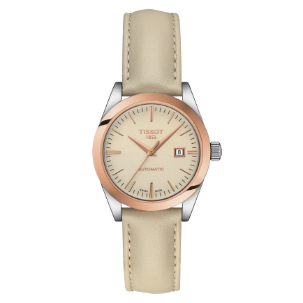 Tissot T-My Lady automatic 18K Gold