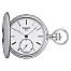 Tissot Savonnette Mechanical T8674051901300
