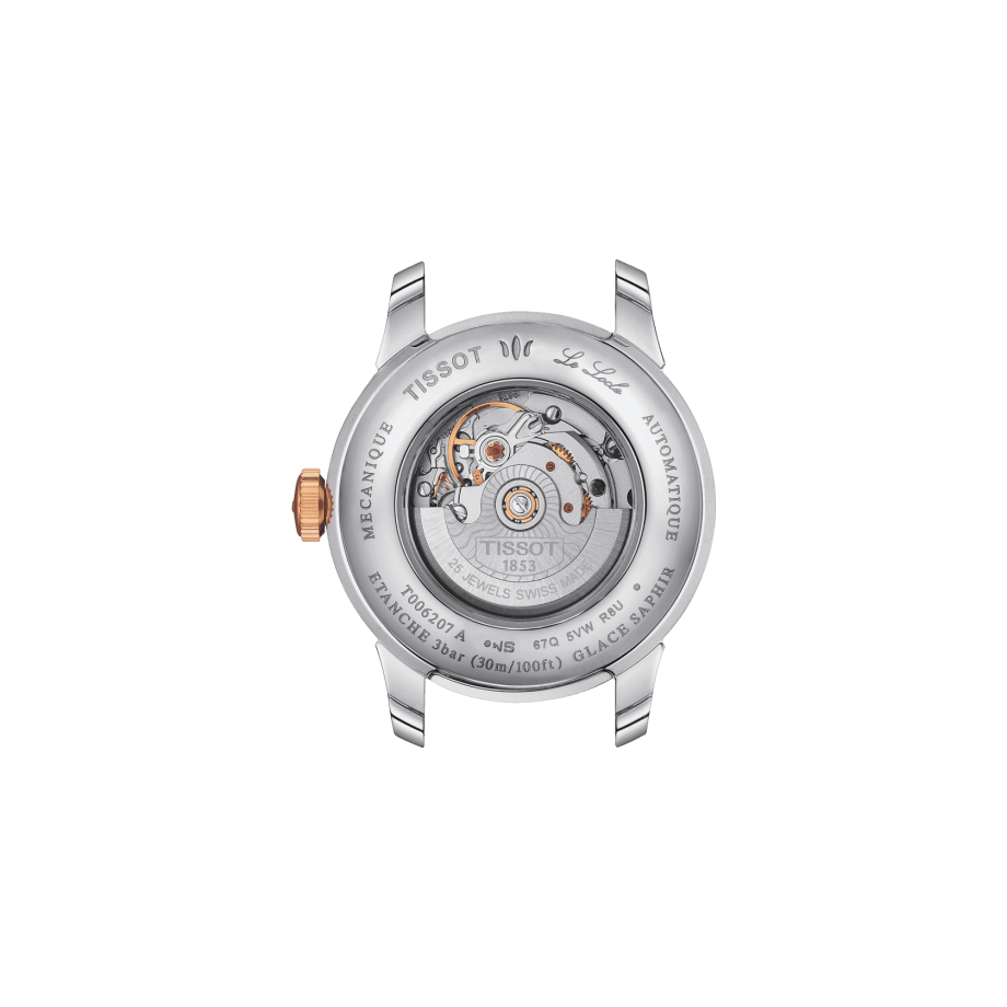 Tissot Le Locle Automatic Lady (29.00) Special Edition - Voir 5
