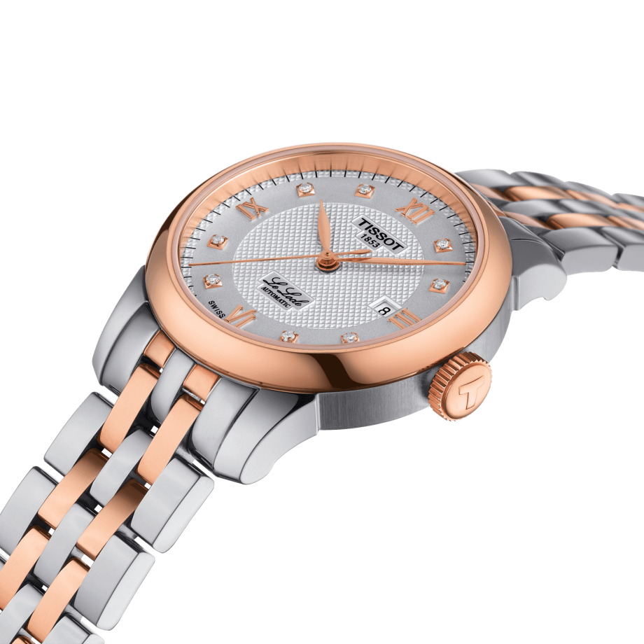 Tissot Le Locle Automatic Lady (29.00) Special Edition - Voir 4