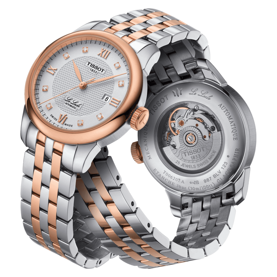Tissot Le Locle Automatic Lady (29.00) Special Edition - Voir 3