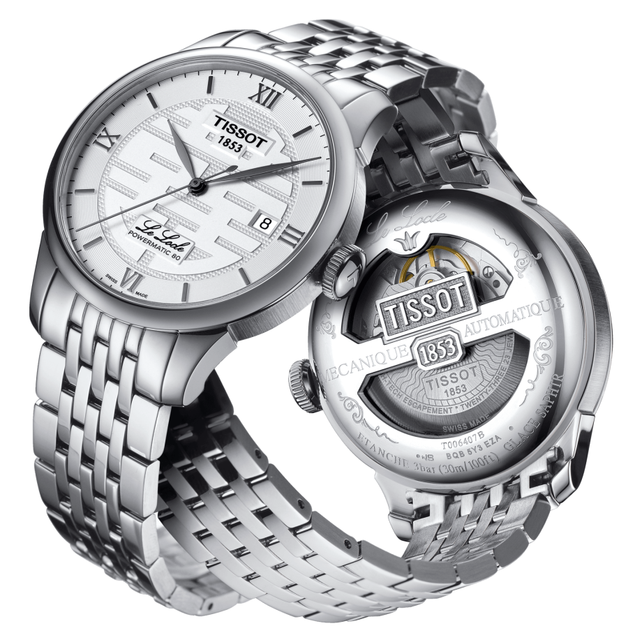 Tissot Le Locle Double Happiness - Bekijk 2