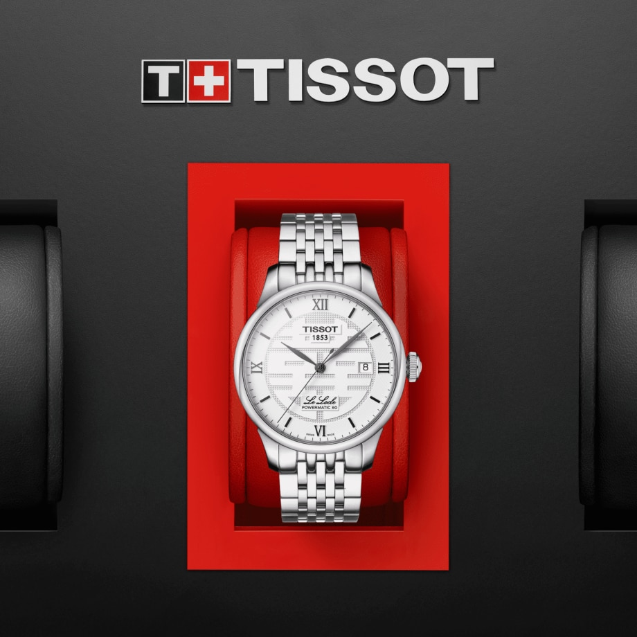 Tissot Le Locle Double Happiness - View 3