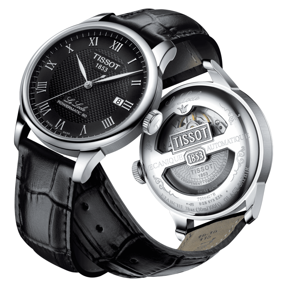 Tissot Le Locle Powermatic 80 - Anzeigen 2