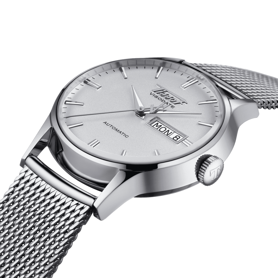 Tissot Heritage Visodate Automatic Alpine Dieppe 50th Anniversary Special Edition - 查看 2
