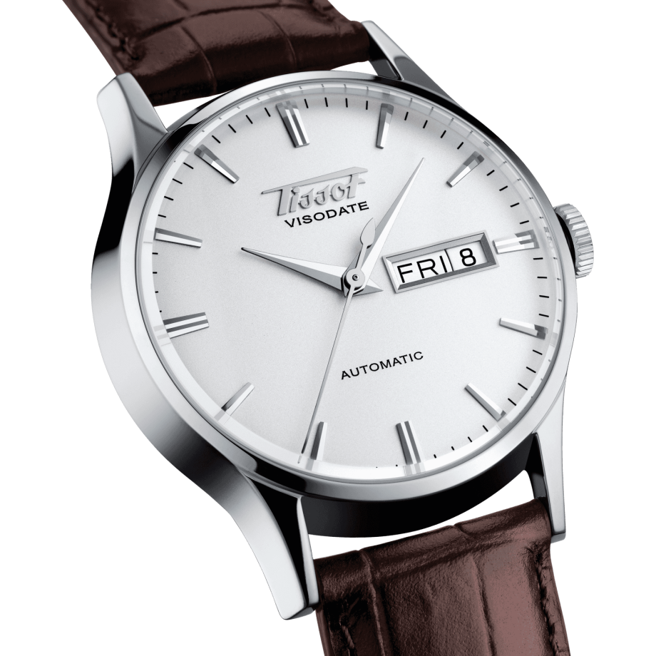 Tissot Heritage Visodate Automatic - View 2