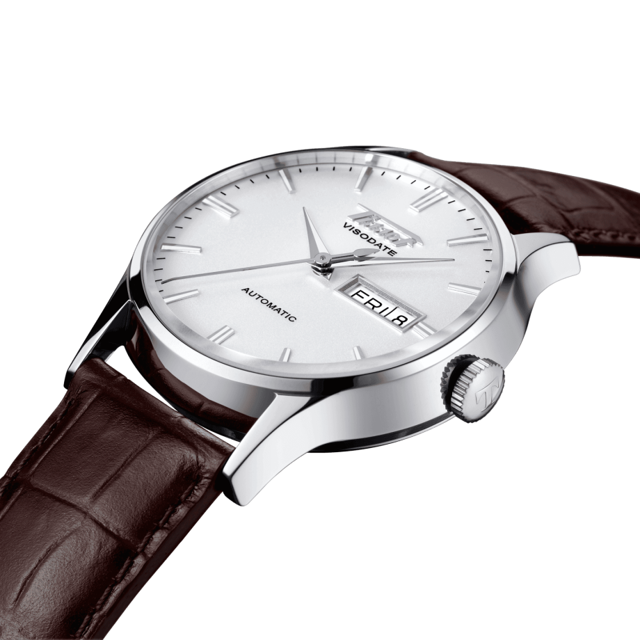 Tissot Heritage Visodate Automatic - View 3