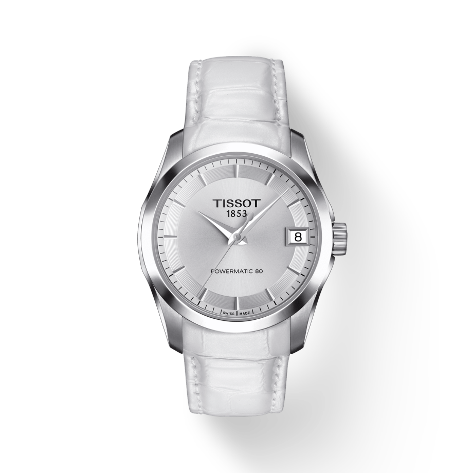 Tissot Couturier Powermatic 80 Lady