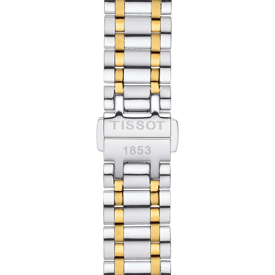 Tissot Couturier Powermatic 80 Lady - View 3