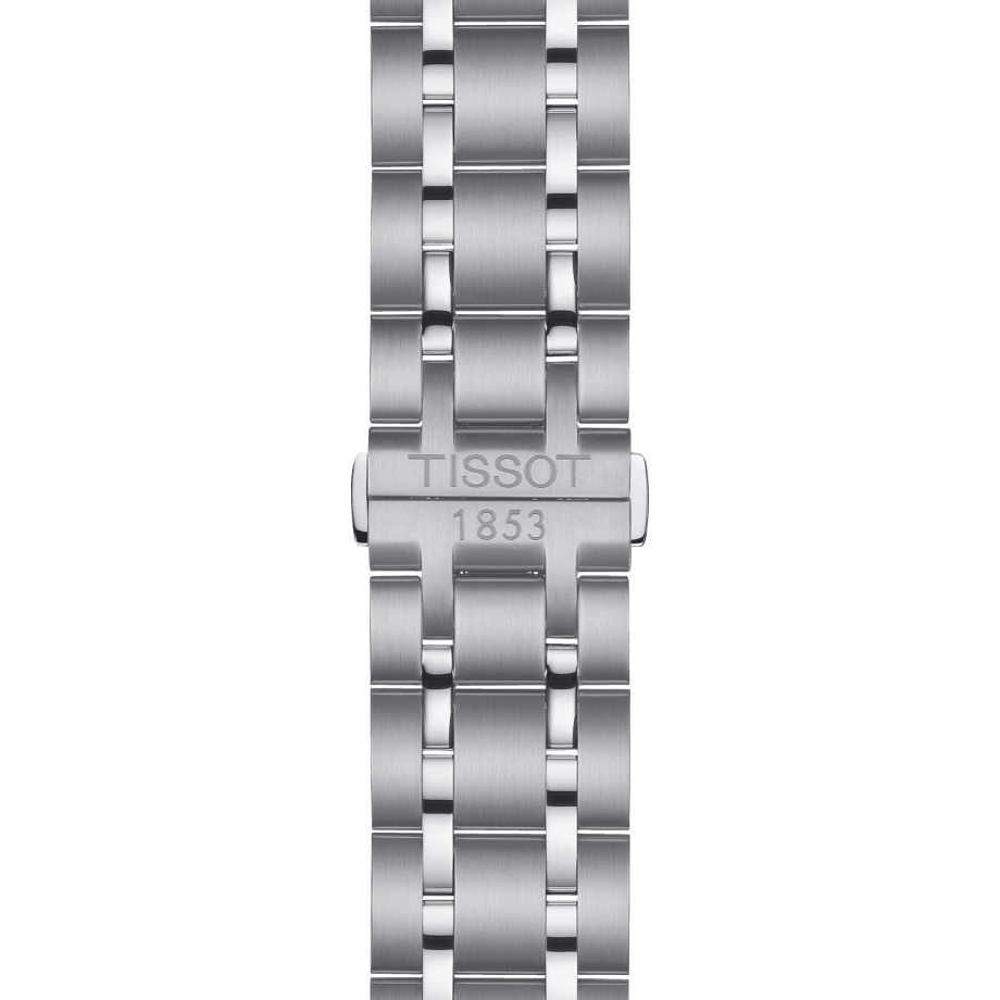 Tissot Couturier GMT - View 1