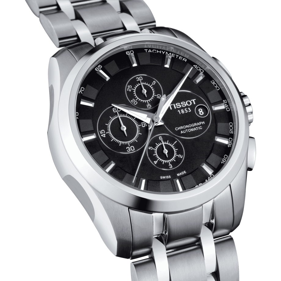 Tissot Couturier Automatic Chronograph - 查看 1