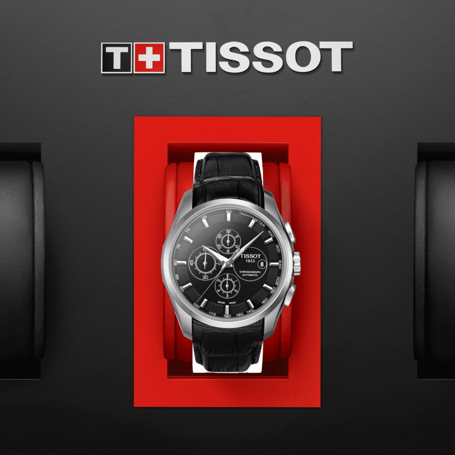 Tissot Couturier Automatic Chronograph - Mostra 1