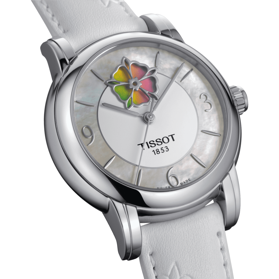 Tissot Lady Heart Flower Powermatic 80 - View 3