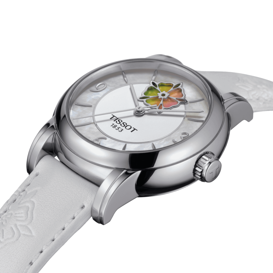 Tissot Lady Heart Flower Powermatic 80 - 查看 3
