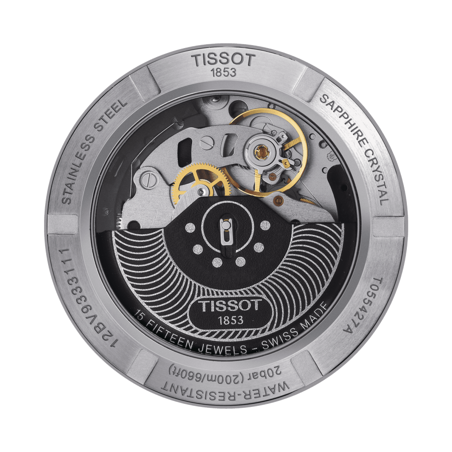 Tissot PRC 200 Automatic Chronograph - View 1