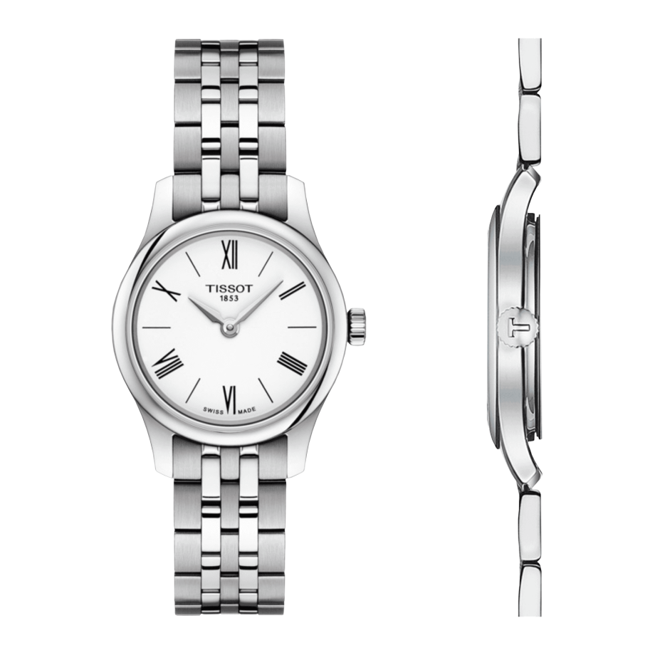 Tissot Tradition 5.5 Lady - 查看 2