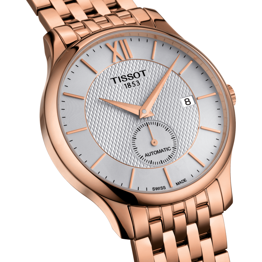 Tissot Tradition Automatic Small Second - Voir 2