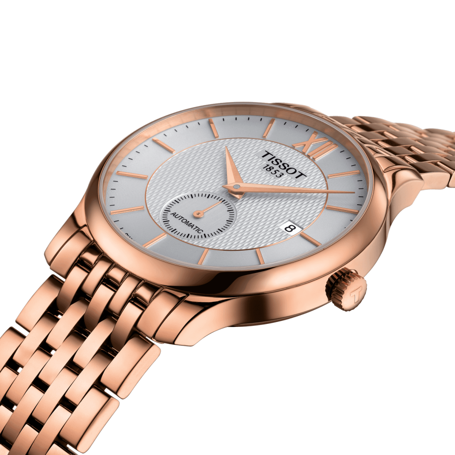 Tissot Tradition Automatic Small Second - Voir 3
