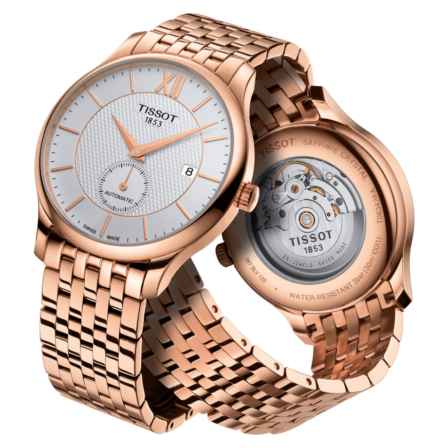 Tissot Tradition Automatic Small Second - Voir 4
