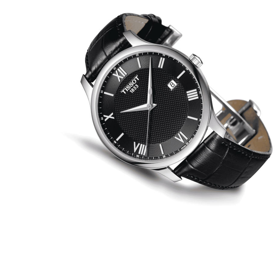 Tissot Tradition - View 1