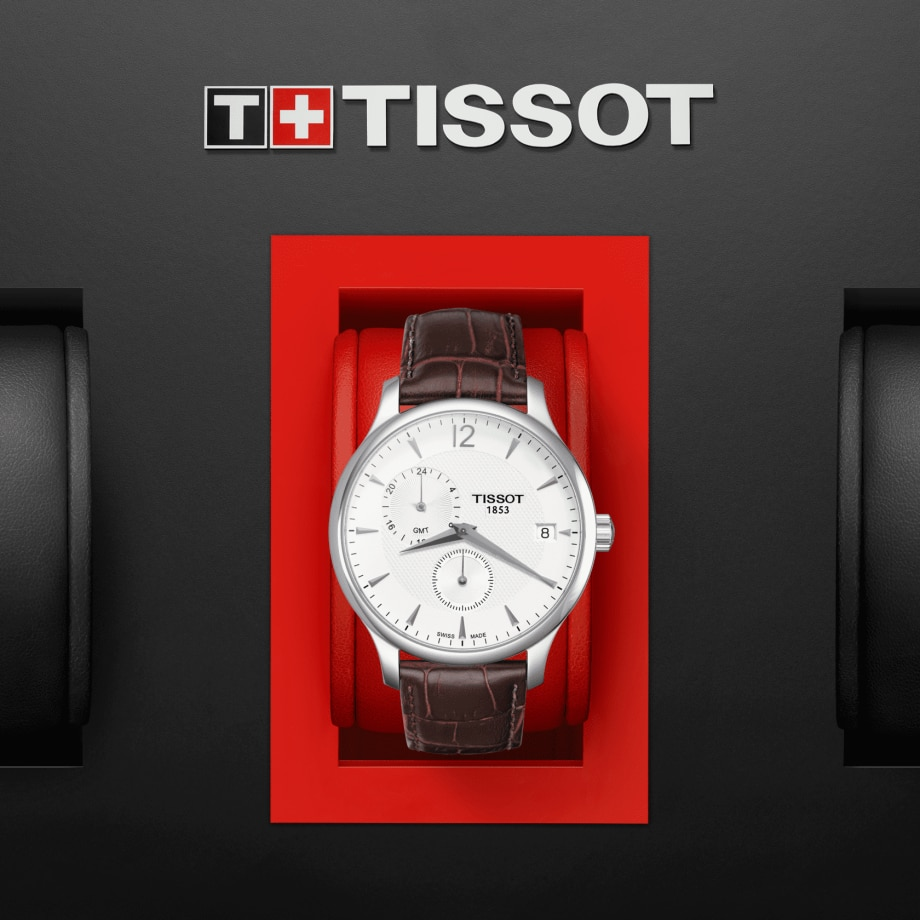 Tissot Tradition GMT - View 1