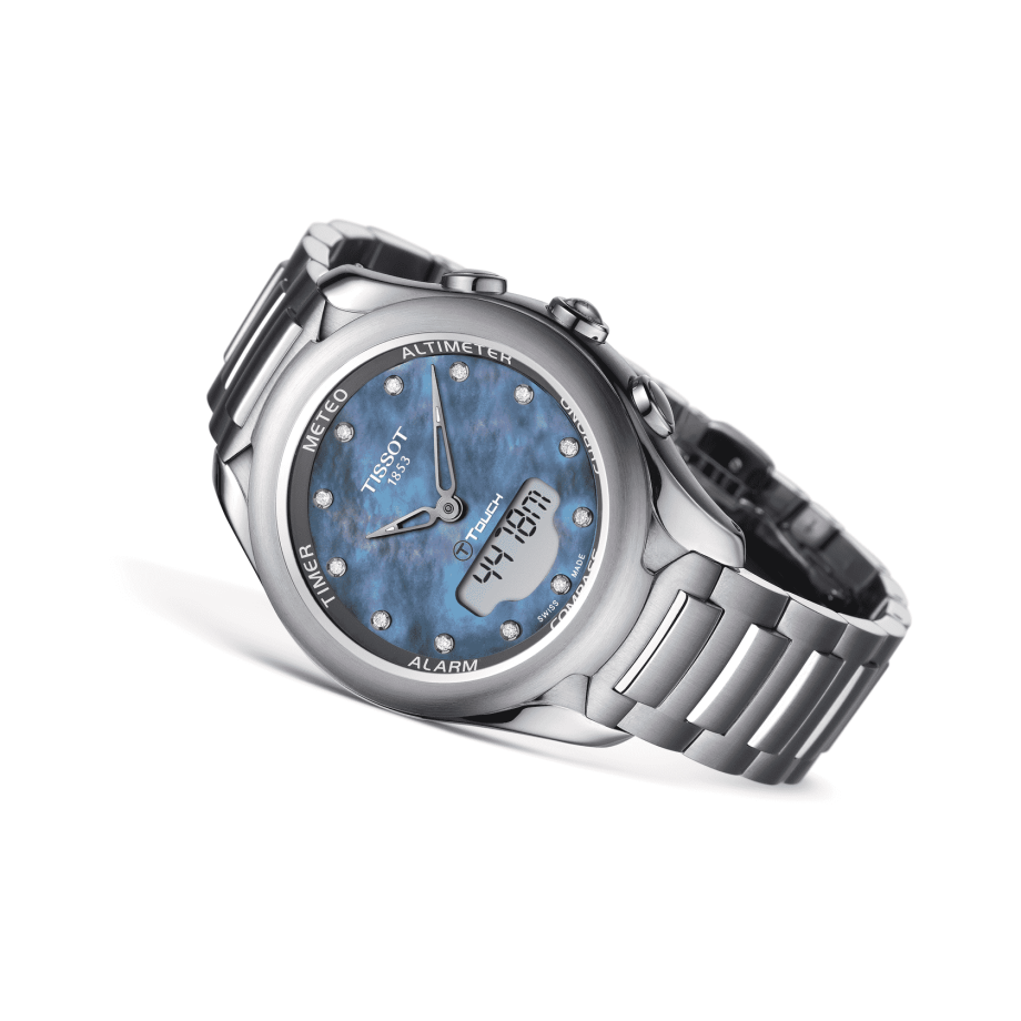Tissot T-Touch Lady Solar - View 3