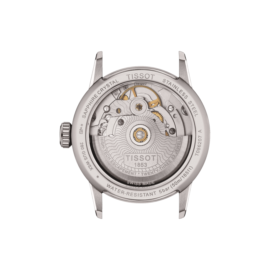 TISSOT LUXURY AUTOMATIC - View 1