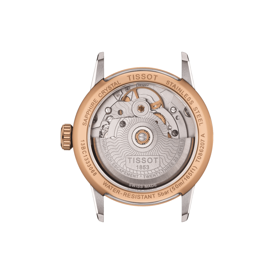TISSOT LUXURY AUTOMATIC - Visualizar 1