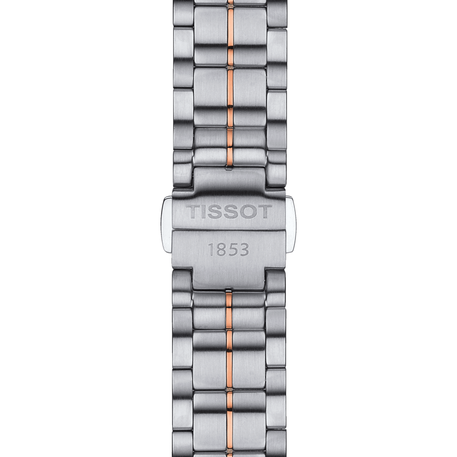 TISSOT LUXURY AUTOMATIC - Visualizar 4