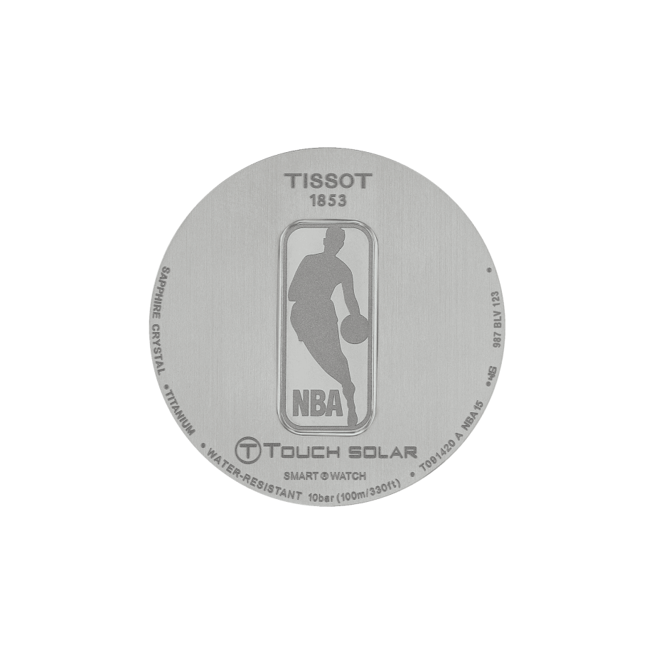 Tissot T-Touch Expert Solar NBA Special Edition - Mostra 1