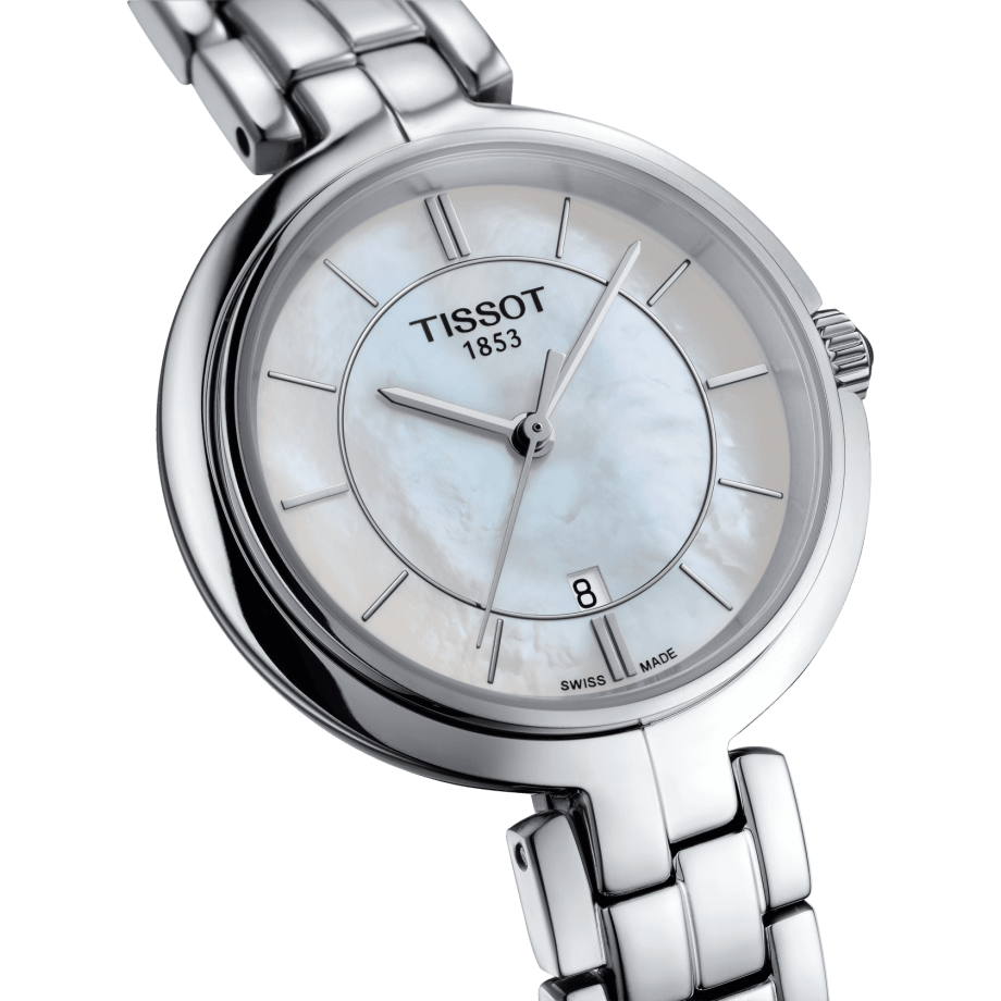 Tissot Flamingo - View 4