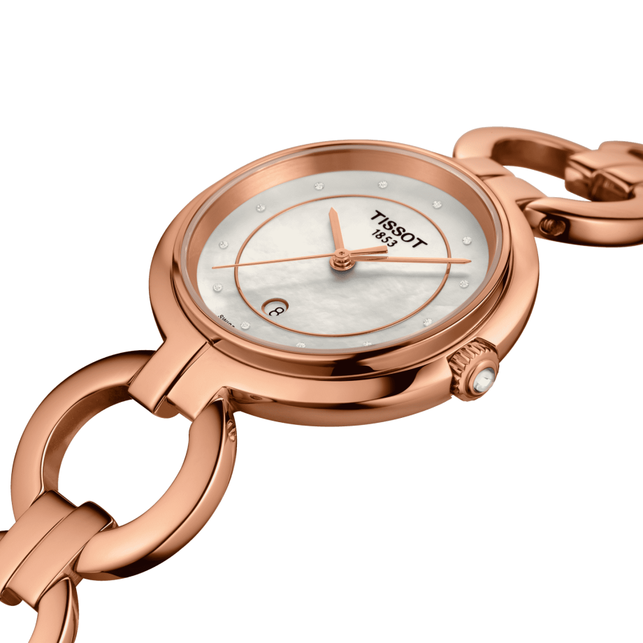 Tissot Flamingo - View 2