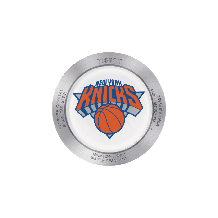 Tissot Quickster Chronograph NBA New York Knicks - View 1