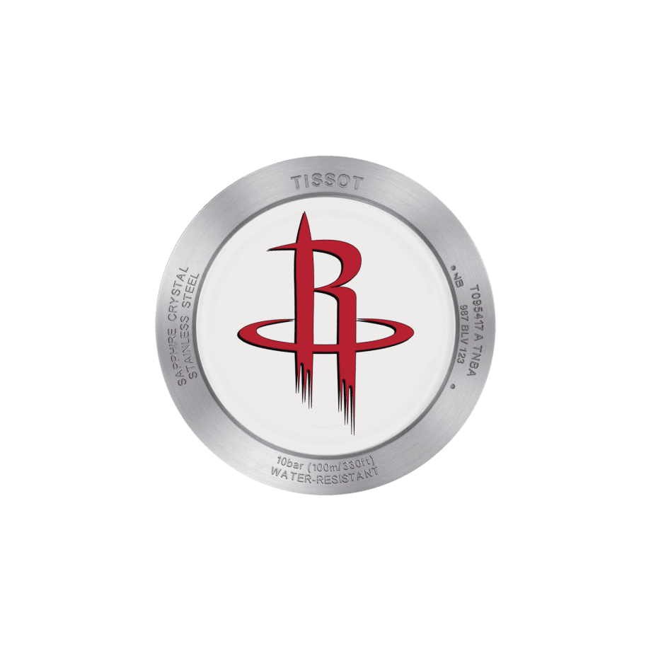 Tissot Quickster Chronograph NBA Houston Rockets - View 1
