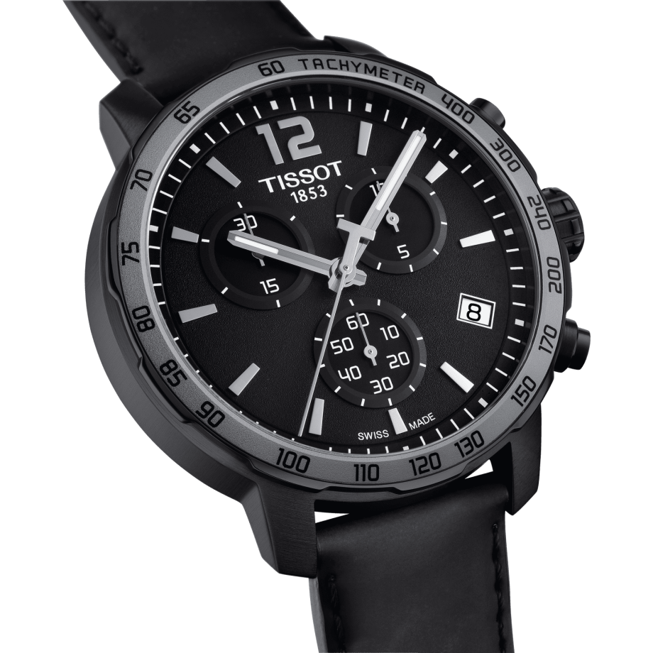 Tissot Quickster Chronograph - View 1