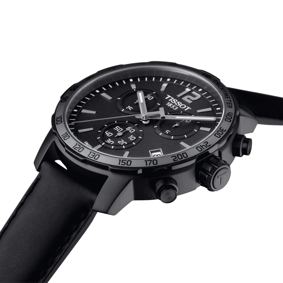 Tissot Quickster Chronograph - View 2