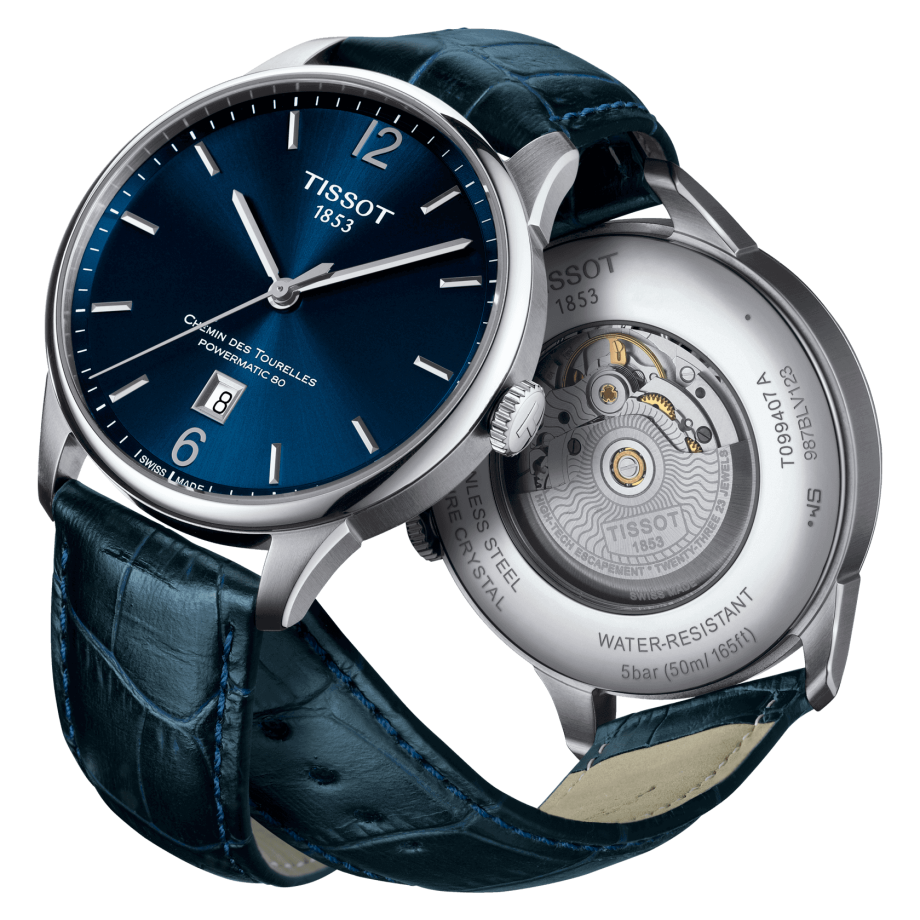 Tissot Chemin des Tourelles Powermatic 80 - Visualizar 2