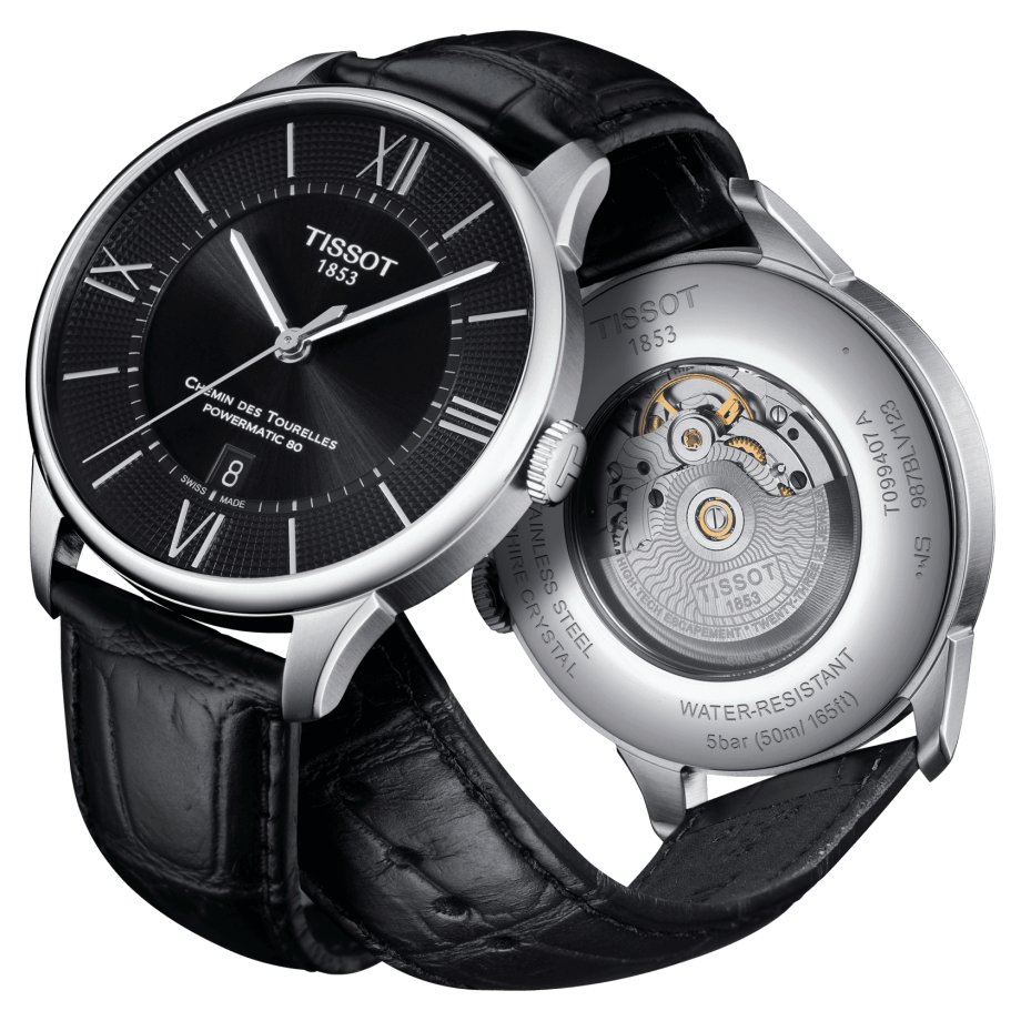 Tissot Chemin des Tourelles Powermatic 80 - View 2