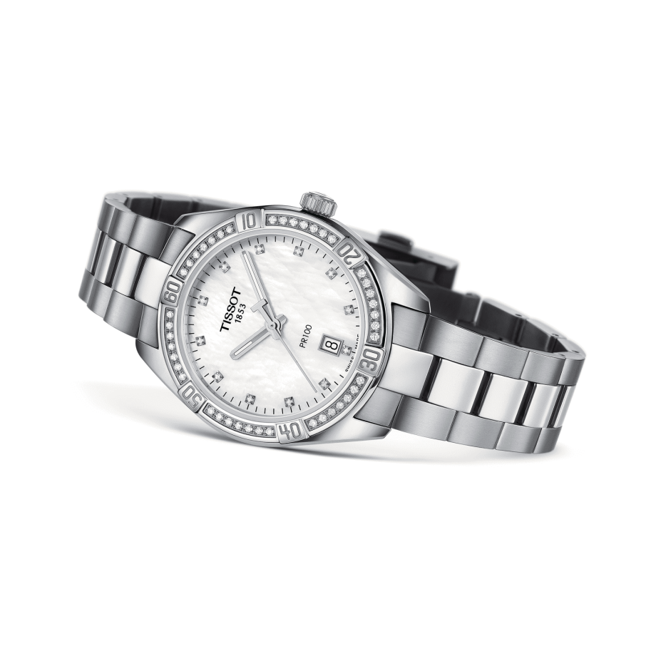 Tissot PR 100 Lady Sport Chic - View 1
